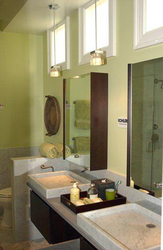 36 best Corian Bathrooms images on Pinterest Bathrooms