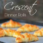 Easy Crescents Recipe