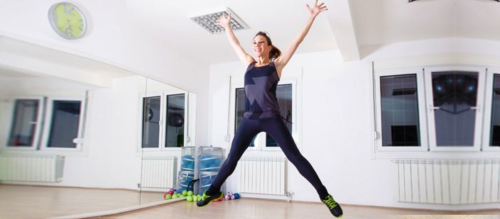No home gym? No problem. No gym pass? No problem. Get your full dose of fitness with these workouts that will burn calories fast in only 20 minutes a day and without equipment.