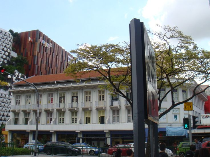 Bugis Junction at Arab Street