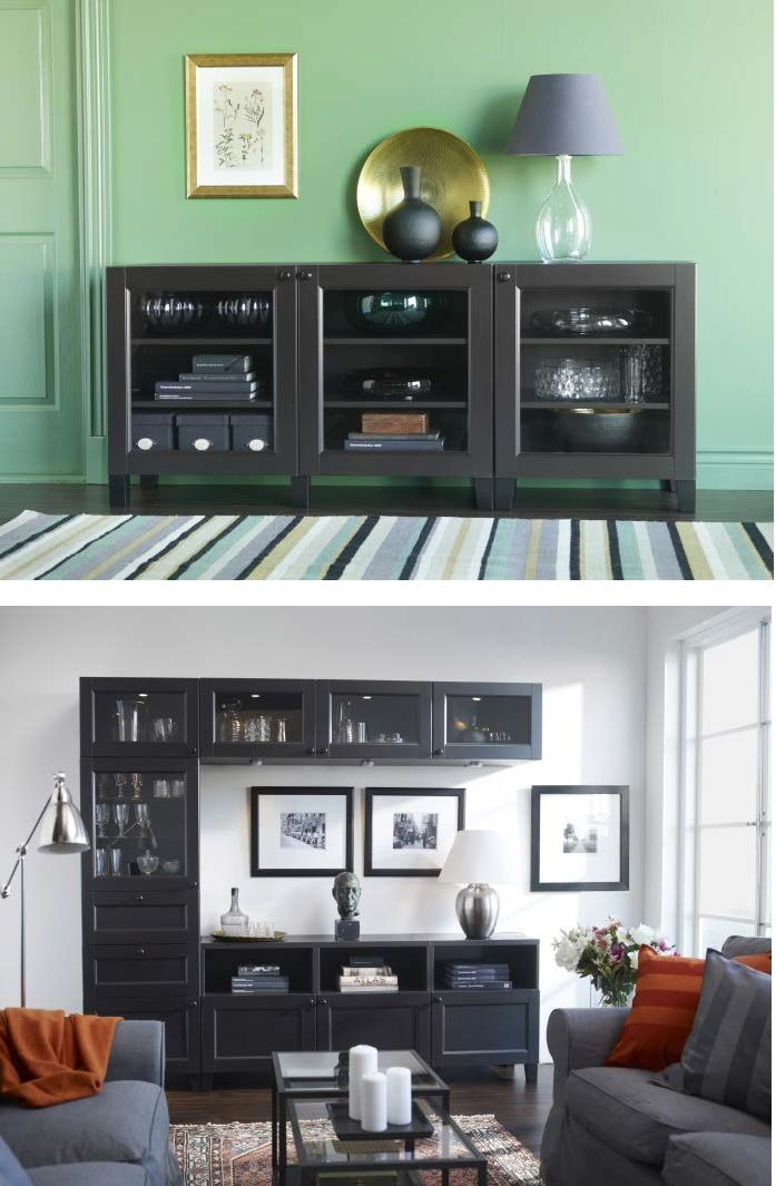BEST Storage System Is The Neat And Stylish Way To Organize All Your Living Room Essentials