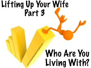 Part 3 gets into just Who Are You Living With?