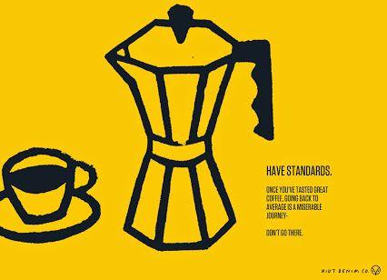 Have Standards. #HiutDenim #Denim #Ideas
