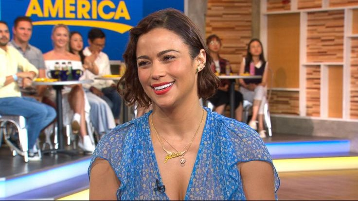 Now Playing: Paula Patton on Robin Thicke Split: 'Everything Happens for a Reason'        Now Playing: New Details in Robin Thicke, Paula Patton Custody Battle       Now Playing: Paula Patton dishes on 'Somewhere Between' live on 'GMA'        Now Playing:... - #Dishes, #GMA, #Live, #Patton, #Paula, #TopStories