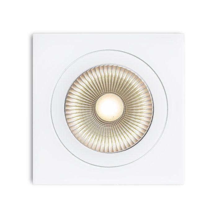 AMIGA SQUARE | rendl light studio | Recessed LED light with IP protection. #lighting #interior #recessed #LED