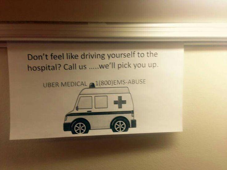 Ems uber service