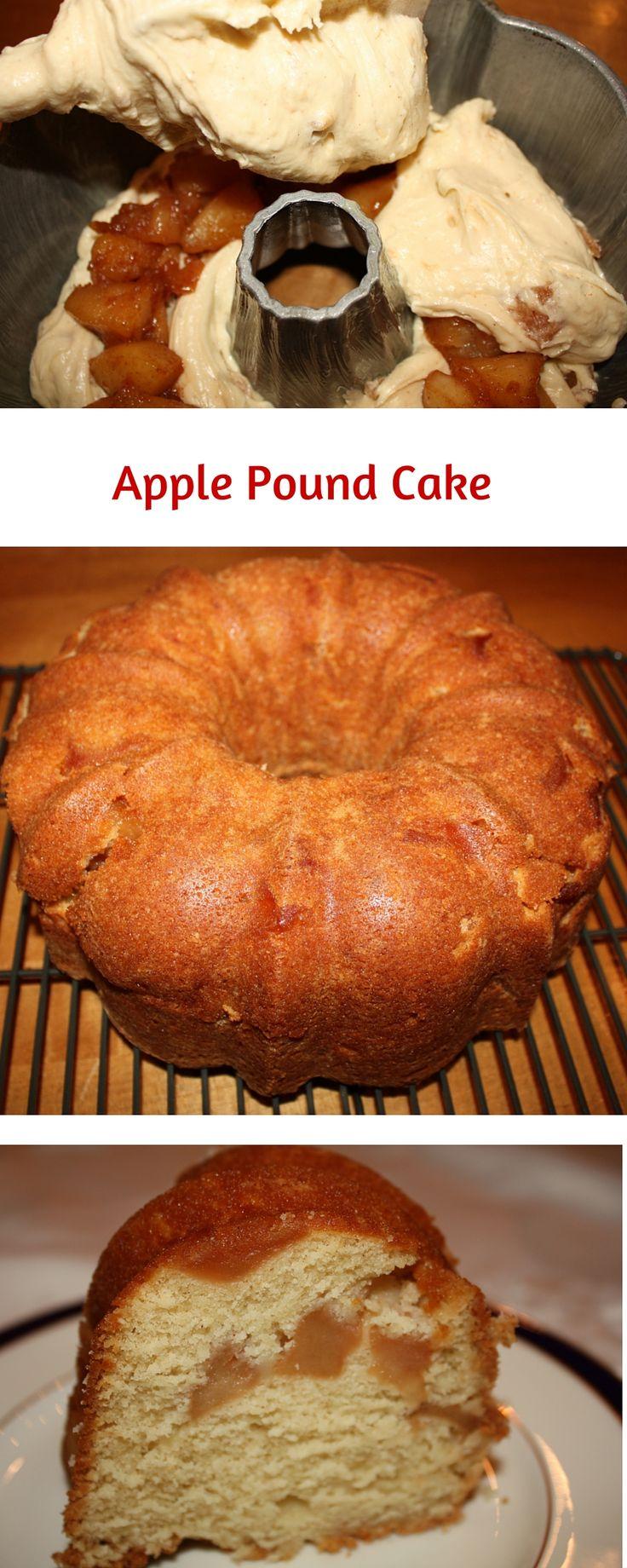X Apple Cake