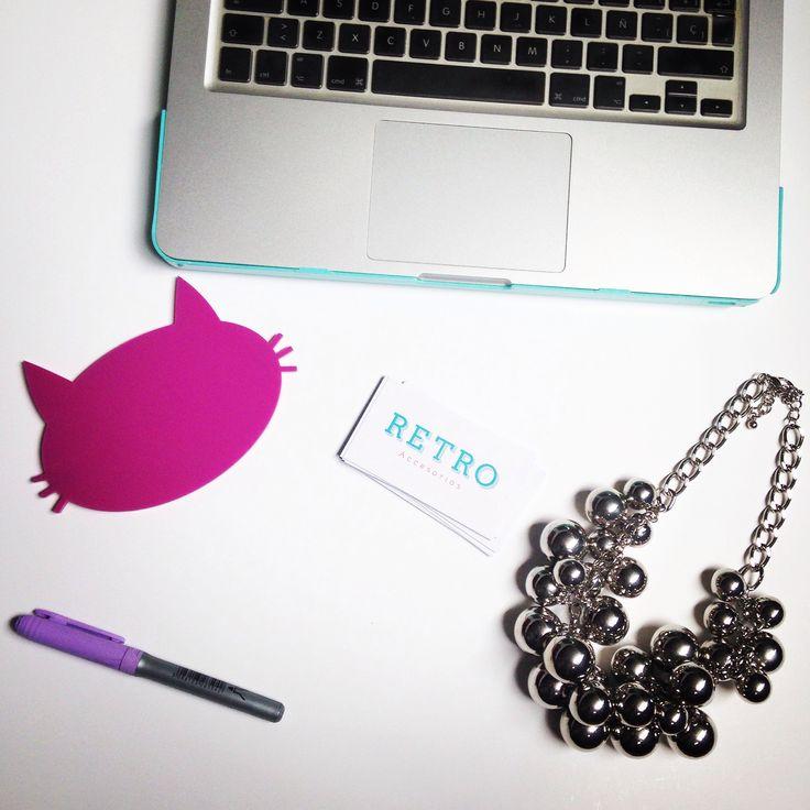 Bubble necklace retroaccesorios.co