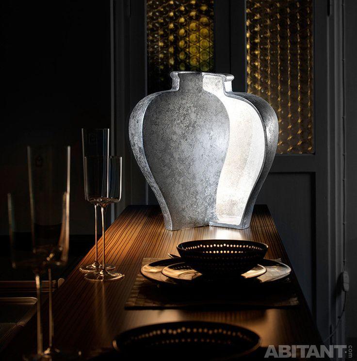 Настольная лампа-сосуд