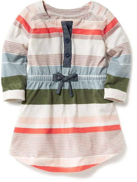 Kami's Summer List Henley Dress for Baby
