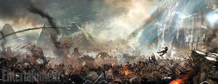 The Hobbit: The Battle of Five Armies Will End With The Most Massive Battle Yet | Comicbook.com