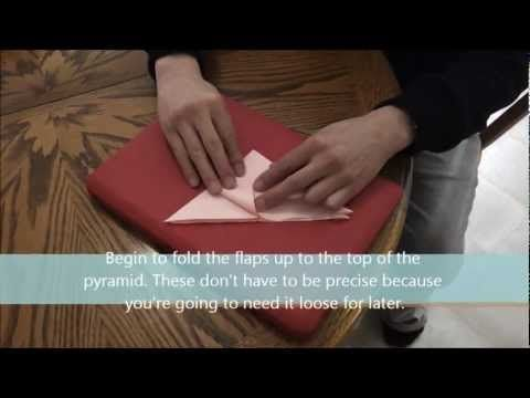 How to make a Paper Tulip... - YouTube