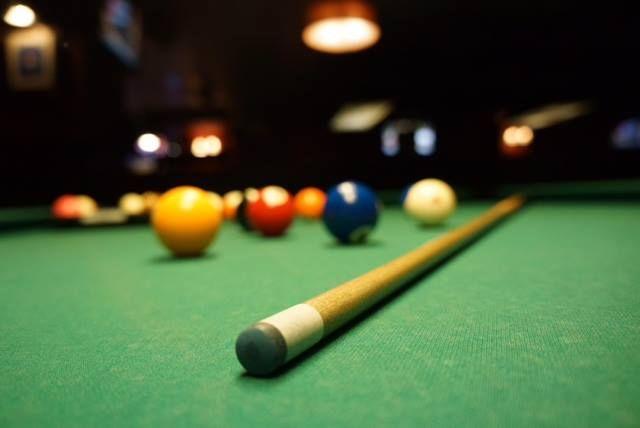 Pool Snooker Billiard Cue Sport Rule Book Birthday Gift