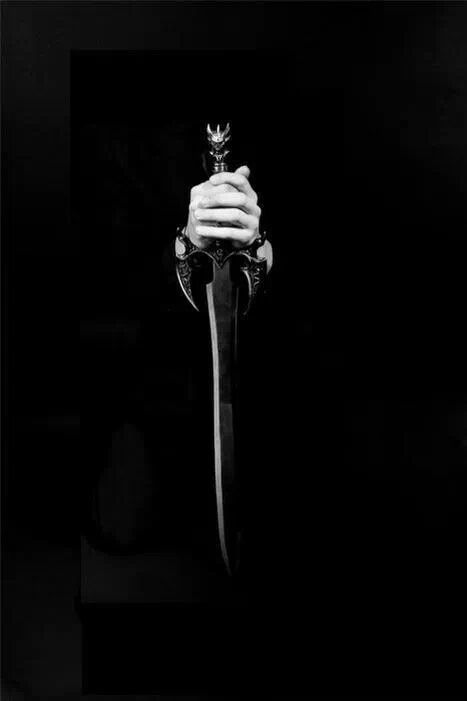 """You will take this dagger, and use it for my own purposes. Is that understood?"" His thick accent wrapped around her chest and tightened. Glancing up, she saw the long dagger in his hands and nodded. Her small, shaky hands curled around its handle and pulled it close. ""Yes, my beloved."""