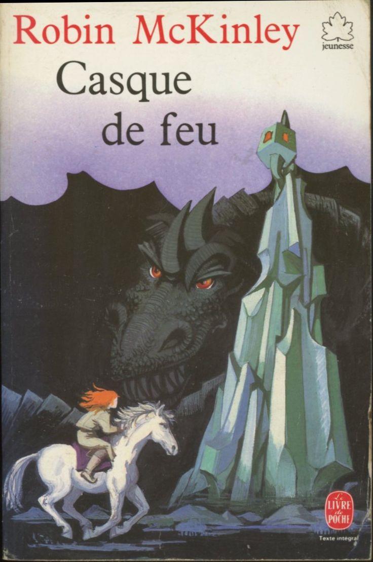 Françoise Boudignon - Robin McKinley Hachette Livre de Poche Jeunesse 1987