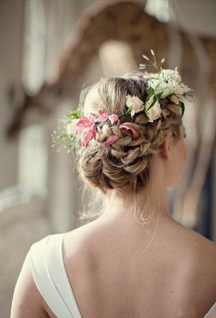 Hairstyles for brides!! dresses on www.imdresses.com #dresses