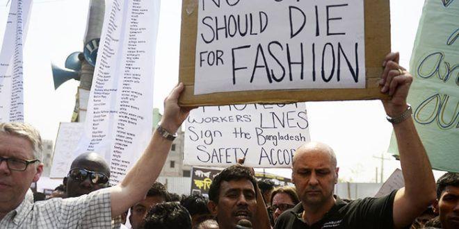Il costo umano del commercio della moda: gli argomenti a favore di un quadro vincolante