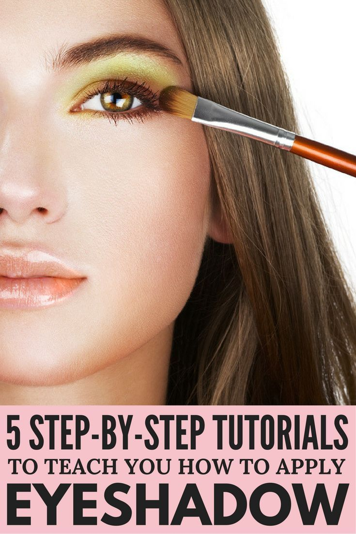 1000+ Ideas About Applying Eyeshadow On Pinterest