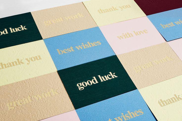 Greeting cards - homework