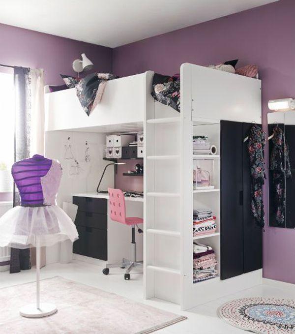 20 IKEA Stuva Loft Beds For Your Kids Rooms