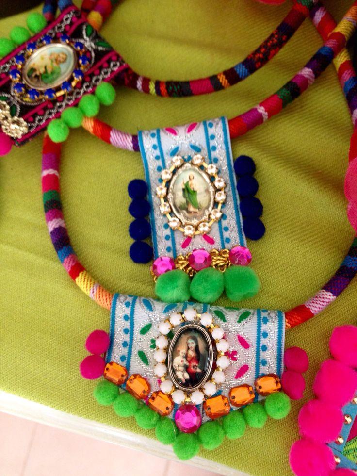 Detalles artesanales por Claudia Luna 100% mexicanos