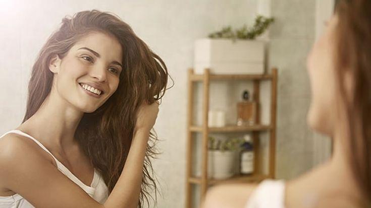 Haarpflegebehandlungen für gebrochenes und stumpfes Haar