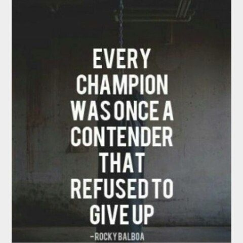 Top 100 rocky quotes photos True inspiration 👏  #inspirational #inspire #rockyquotes #balboa #rockybalboa #itaintovertillitsover #activeinspire #inspireports #sportsquotes #boxingquotes #boxing #quotes #sports #gaming11quoteweekend See more http://wumann.com/top-100-rocky-quotes-photos/