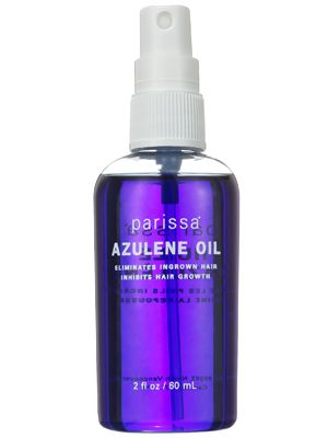 This soothing spray from Parissa soothes raw, irritated, or razor-burned skin with a chamomile derivative.