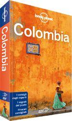 """Colombia - """"Imponenti vette andine, coste caraibiche incontaminate, l'impenetrabile giungla dell'Amazzonia, gli affascinanti siti archeologici e le cittadine coloniali con viuzze acciottolate. La Colombia possiede tutto il fascino del Sud America e molto altro"""". Attività all'aperto; arte e cultura; animali e parchi; viaggiare in sicurezza."""