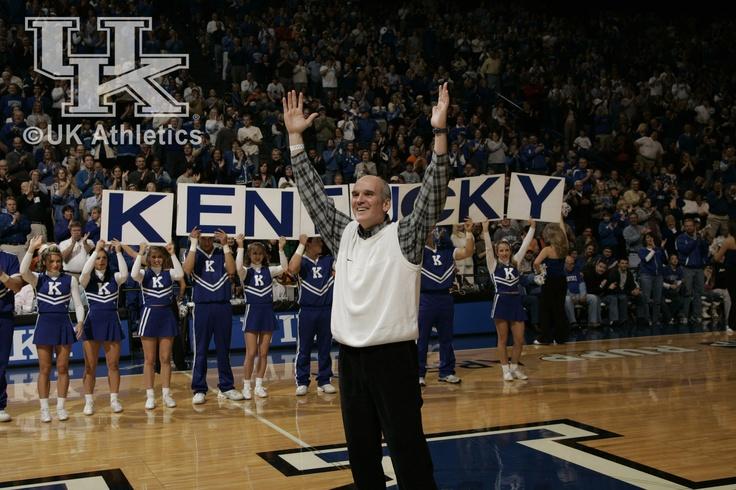 Kyle Macy vs Tennessee 01.28.07Ten 012807, Tennessee 01 28 07, Tennesse 01 28 07, Kyle Macys, Kentucky Spellout, Uk Wildcats, Kentucky Wildcats
