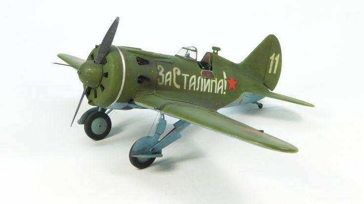 Eduard Polikarpov I-16 Type 24