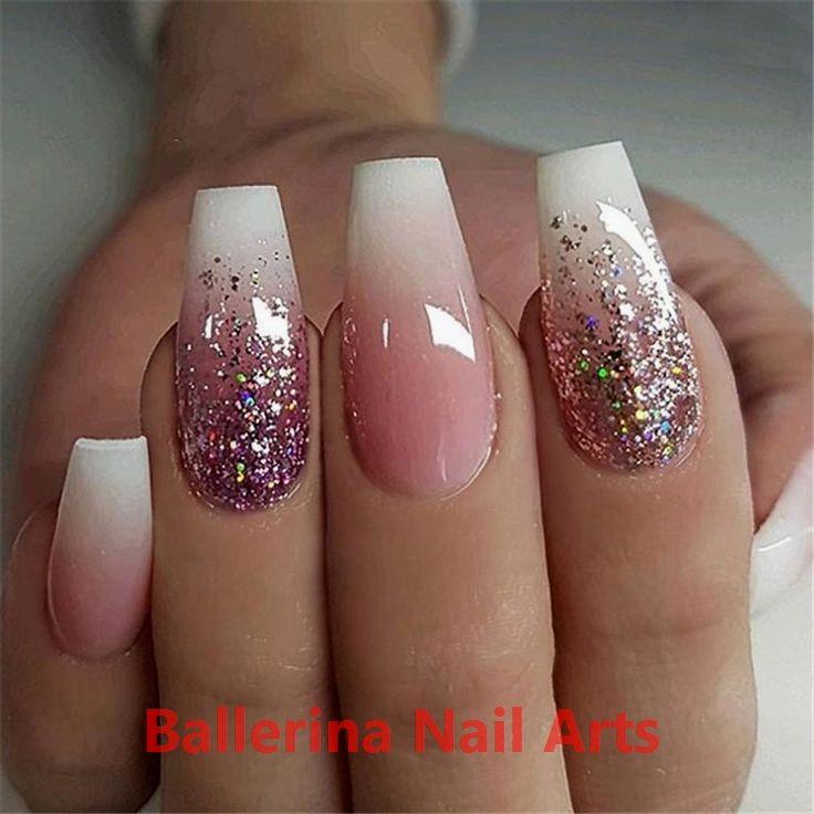 600 teile / beutel Ballerina Nail art …