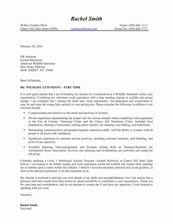 Cover Letter Template New Zealand | 2-Cover Letter Template