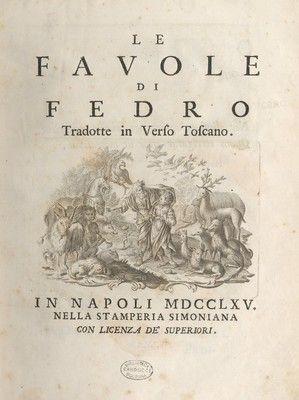 le FAVOLE di FEDRO ebook GRATIS - Link per il download gratuito nei formati Pdf Txt Epub Mobi Azw3 in lingua ITALIANA.