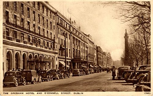 O'Connell Street - Gresham Hotel | Flickr - Photo Sharing!