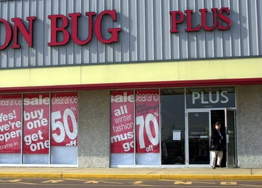 Find Fashion Bug Stores Going Out Business