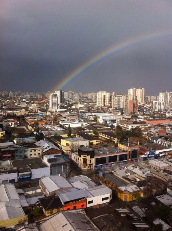 Mágico arco iris