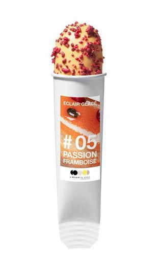 #5 Glace Passion Framboise