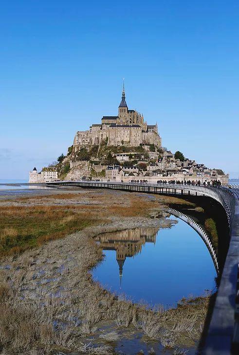 oana gociman   Mont Saint Michel