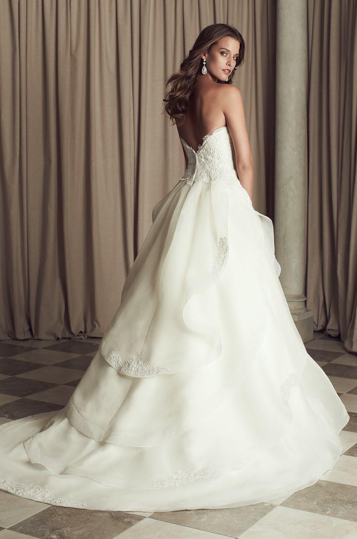 Best 10+ Paloma blanca wedding gowns ideas on Pinterest | Bridal ...