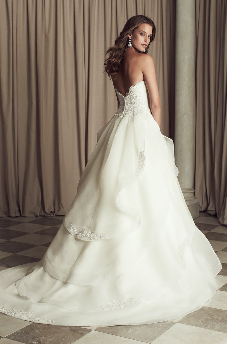 2014 PALOMA BLANCA BRIDAL GOWNS | Related Items Best Wedding Dress Designers Wedding Dresses