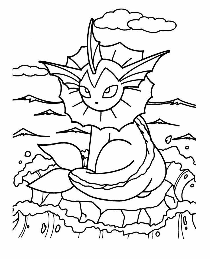 Pokemon Girl Scout Coloring Pages | coloring pages | Pinterest