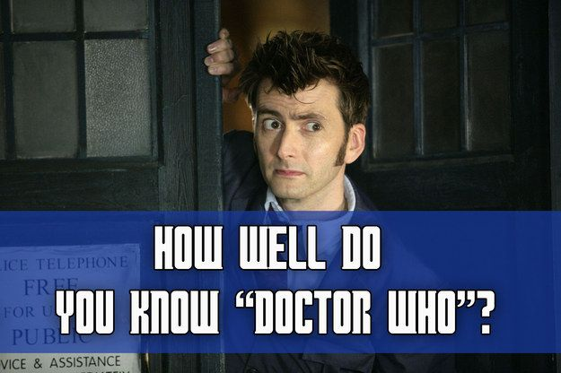 """How Well Do You Know The New Era Of """"Doctor Who"""""""