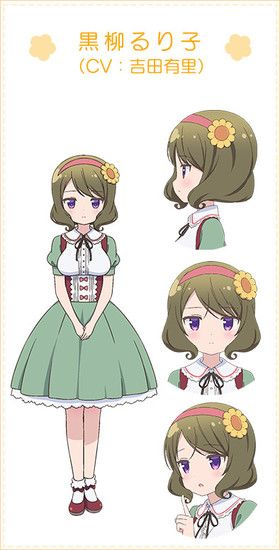 Hinako Note Anime's 2nd Promo Previews Ending Theme, April 7 Premiere - News - Anime News Network