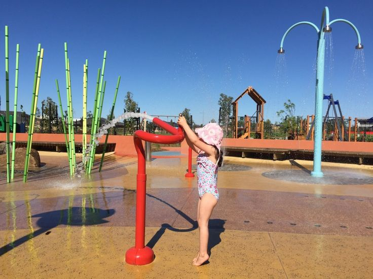 A fresh, fun and lively entertaining space for little kids and big kids alike. The Village Park features a spacious water play area, picnic locations, an am