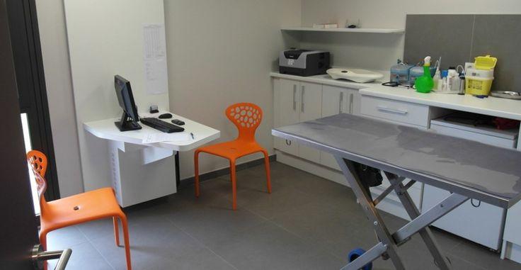 salle opération Clinique Vétérinaire Brocéliande