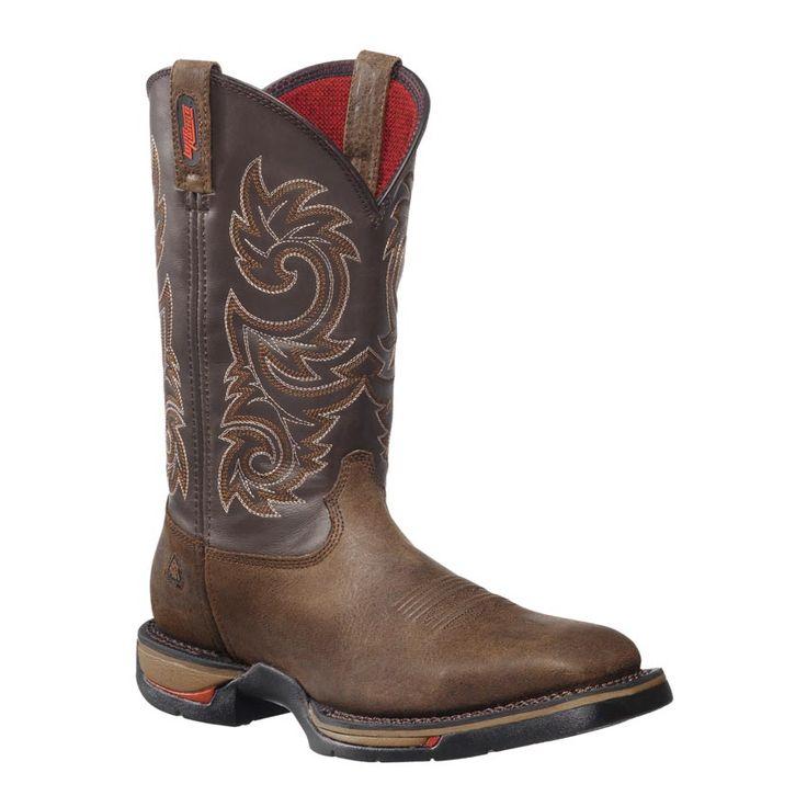 Rocky Men's Waterproof Long Range Western Boots