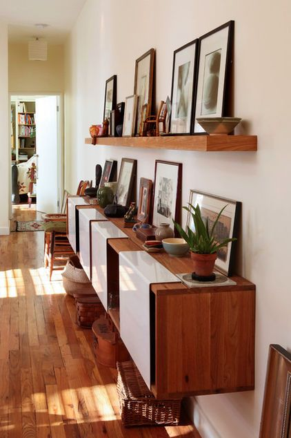 Narrow Living Room Solutions: 1000+ Ideas About Wall Cabinets On Pinterest