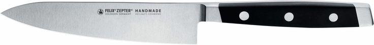 FELIX SOLINGEN Gemüsemesser »FIRST CLASS« schwarz Jetzt bestellen unter: https://moebel.ladendirekt.de/kueche-und-esszimmer/besteck-und-geschirr/besteck/?uid=73a4f6a2-be20-5775-8d3c-7baff3c01d9d&utm_source=pinterest&utm_medium=pin&utm_campaign=boards #geschirr #kueche #esszimmer #gemüsemesser #besteck