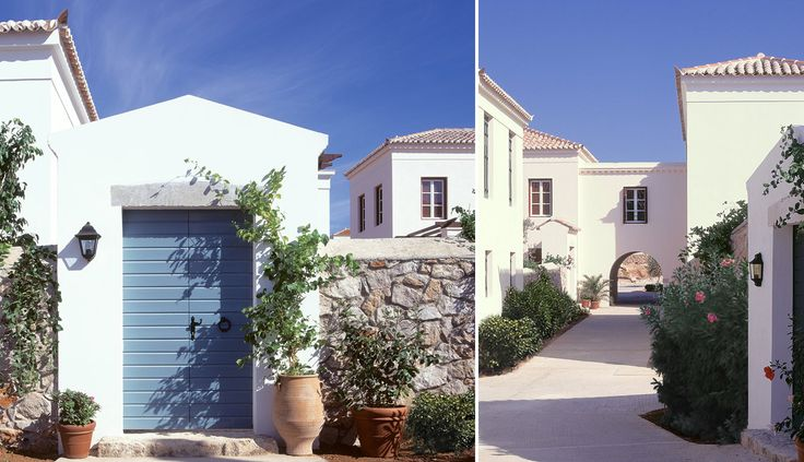 Town of Pitiousa : Residential Projects : Porphyrios Associates
